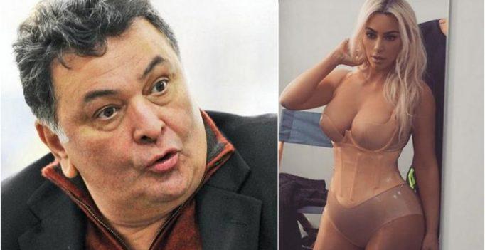 Rishi Kapoor takes a dig at Kim Kardashian, calls her 'onions in a mesh bag'!