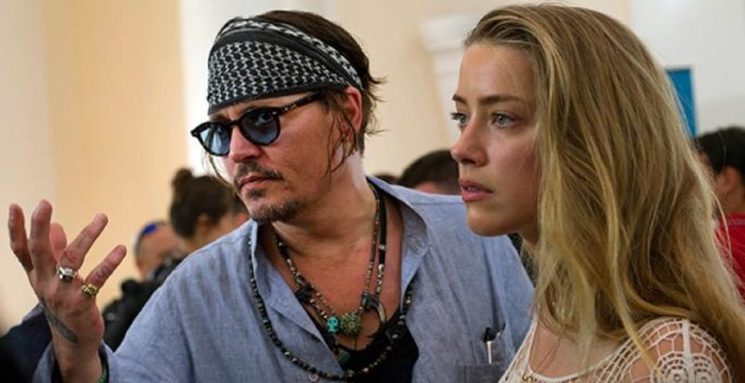 Amber Heard to donate USD 7m Johnny Depp divorce settlement to charity