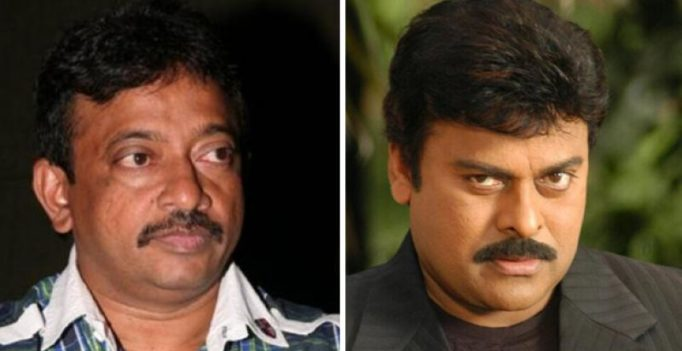 Sorry for the criticism I made in the past: RGV apologises to all Chiranjeevi fans