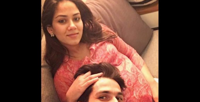Shahid Kapoor's adorable selfie with pregnant wife Mira will make your day!