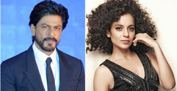 Kangana Ranaut confirms her next with SLB opposite Shah Rukh Khan