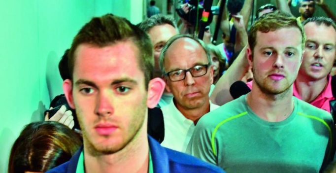 Rio 2016: American swimmers face police inquiry