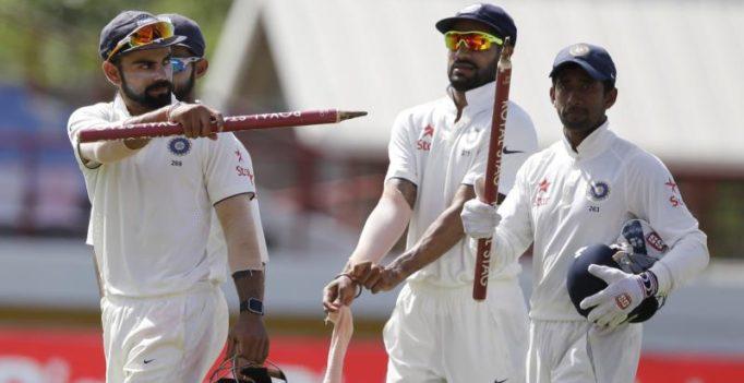 India reach No. 1 Test ranking after Sri Lanka crush Australia 3-0