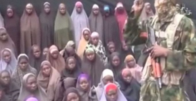 Boko Haram releases new video of 'missing Chibok girls'