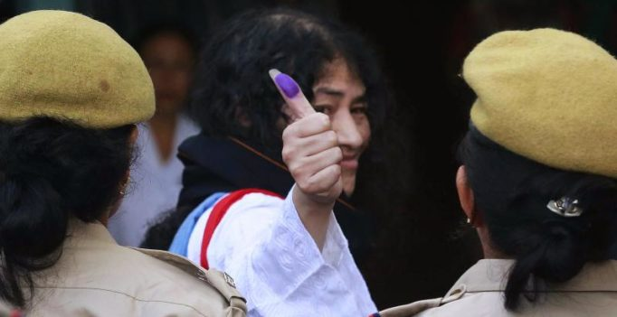 Docs ask Irom Sharmila to stay in hospital for health reasons