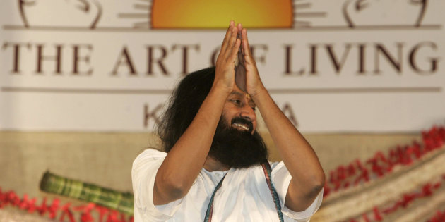 Sri Sri Ravi Shankar's Art Of Living Calls NGT Panel Report 'Unscientific And Illogical'