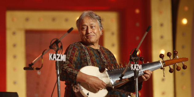 Ustad Amjad Ali Khan Suspects His Visa To UK Got Rejected Because Of His Surname