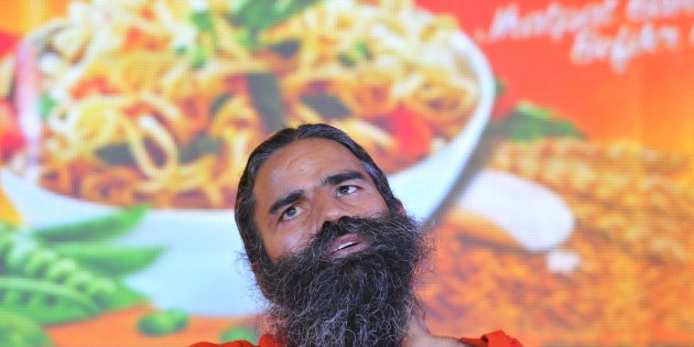 Christians Are Upset With Baba Ramdev For Misusing The Cross In Patanjali Ad