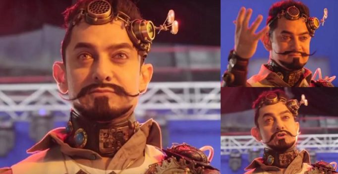 Is this Aamir Khan's highly guarded look from Secret Superstar?