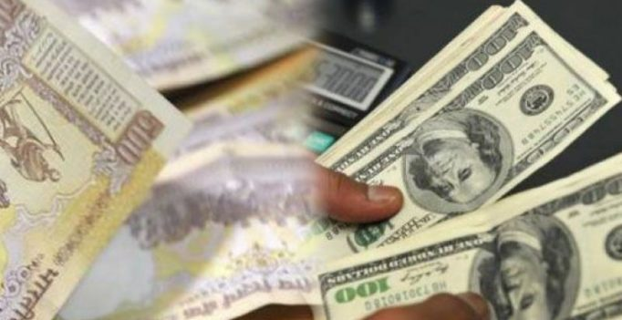 Rupee recoups losses, up 2 paise in later morning deals