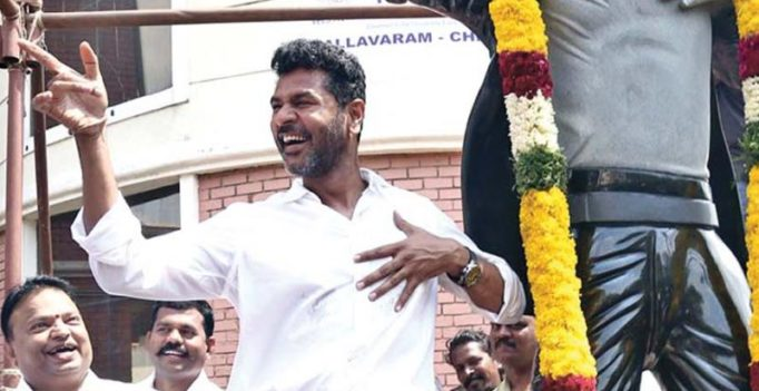 My life flashed through my mind: Prabhudeva