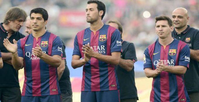 Leganes up next for Barcelona