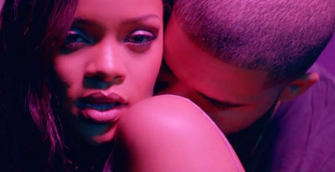 After locking lips on-stage, Rihanna gets inked for Drake?