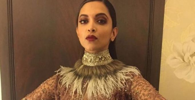 Deepika looks heavenly in Sabyasachi creation, takes Instagram by storm