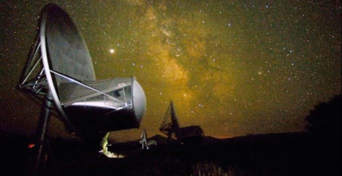 'Alien' signal false; most likely from Earth