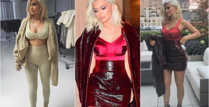 Kylie Jenner surprises yet again as she flaunts off her new platinum locks