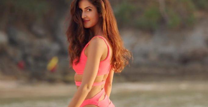 No scene in film with Katrina wearing a bra: Baar Baar Dekho director Nitya