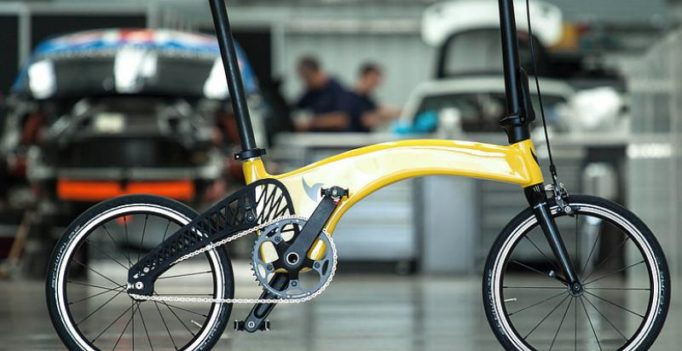 World's lightest folding bike could be yours for Rs 1.8 lakh