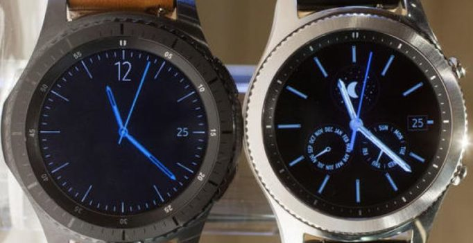 Samsung unveils bigger Gear S3 smartwatches