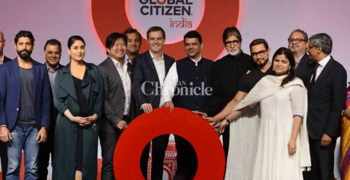 Big B, Aamir, Kareena, Farhan come together for Global Citizen