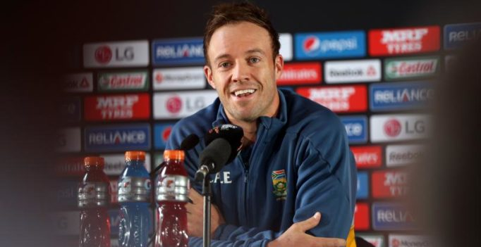 AB de Villiers to tell his story in an autobiography