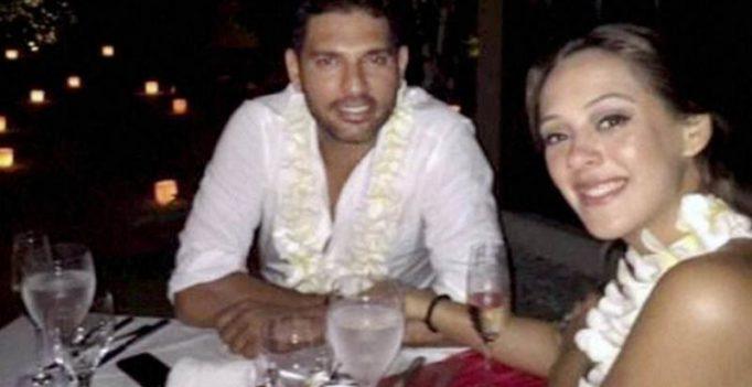 Yuvraj slams Western Union for claiming his fiancée 'not Hindu enough'