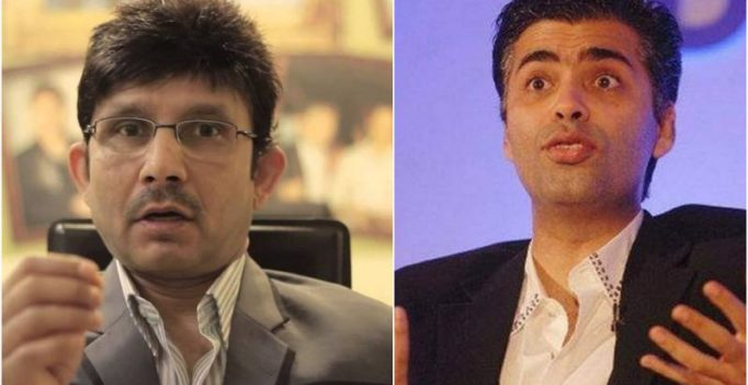 KJo paid me 25 lakhs to promote Ae Dil Hai Mushkil: KRK confesses in audio clip