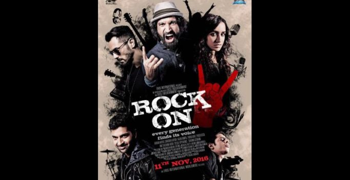 Get ready to 'Relive the Magik' in Rock On 2 with Farhan, Shraddha, Arjun and Purab!