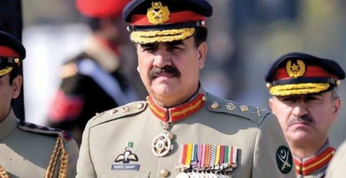 Pakistan blocks India Today site for insulting Army chief Raheel Sharif