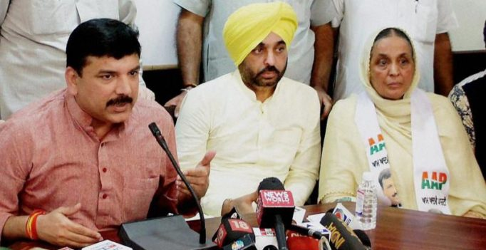 Days after attacking journalists, AAP's Mann says he 'respects' media