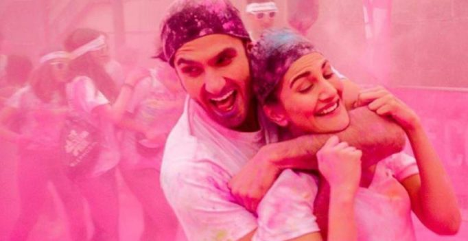 Ranveer Singh and Vaani Kapoor take Holi to France