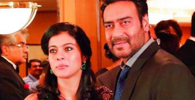Ajay Devgn first for Kajol