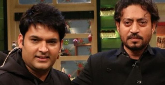Kapil Sharma, Irrfan Khan booked for unauthorized work in flats
