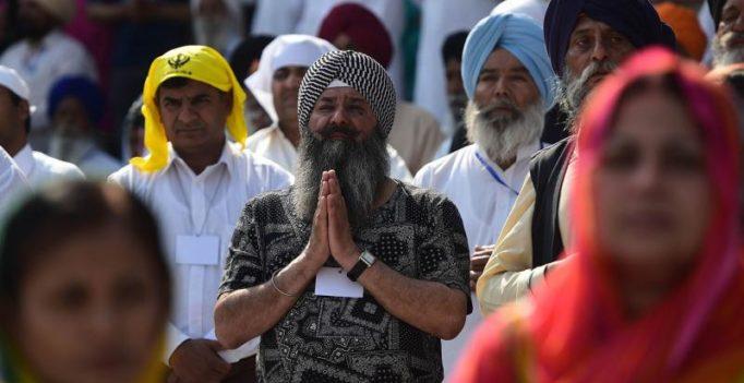 Indian Sikh to display sacred trees images in Pak Gurdwara
