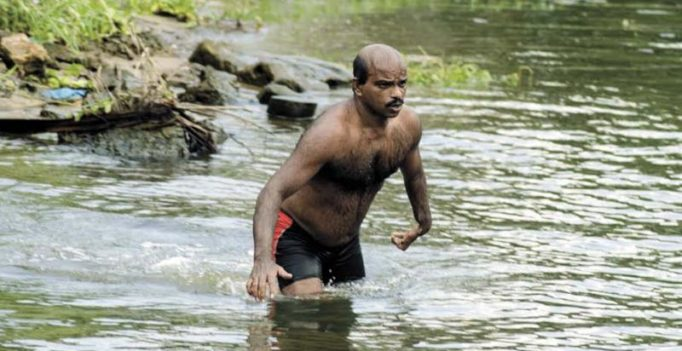 Baburaj to take on terrorism with a 25 km swim