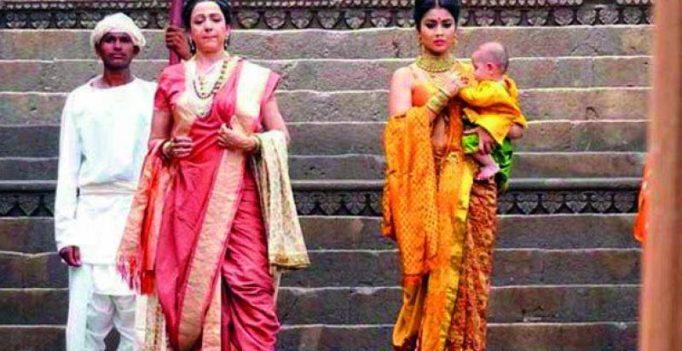 Balakrishna surprises Hema Malini
