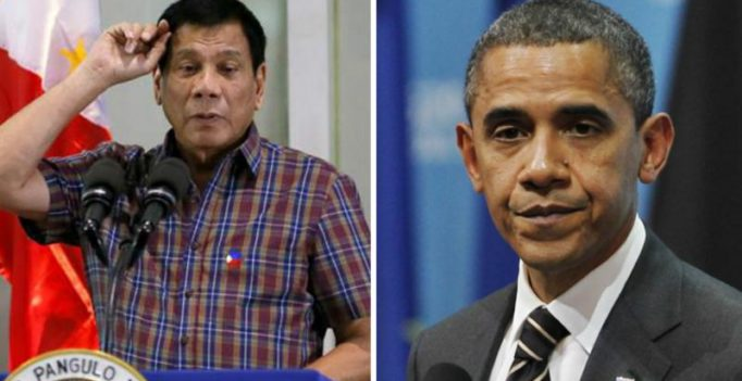 Obama cancels meeting after Philippines' Prez calls him 'son of a b****'