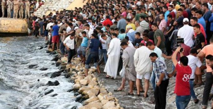 'Like the apocalypse': Around 148 bodies recovered from Egypt shipwreck