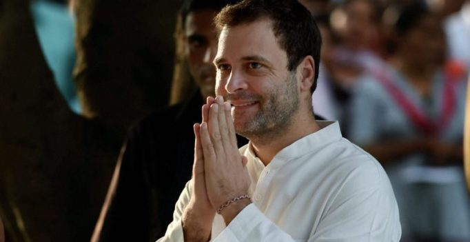 Rahul Gandhi says will face trial for RSS remarks