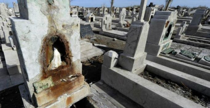 Ostracised for marrying outside community, man not allowed to use graveyard for wife