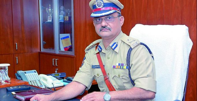 Naveen Chand appointed as new Telangana Intelligence chief