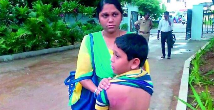 Hyderabad: Case against teacher for beating 9-year-old student