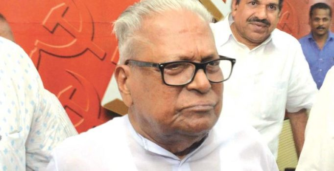 100 Days of LDF Government: VS Achuthanandan noncommittal