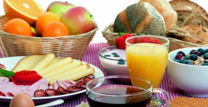 What's in continental breakfast?
