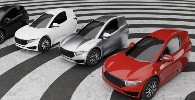 3-wheeled electric vehicle set to go on sale next year