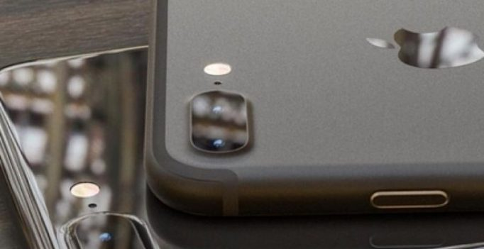 iPhone 7 to replace space grey colour with 'dark black' and 'piano black'