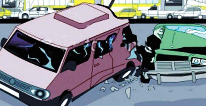 Police car kills autorickshaw driver in Hyderabad