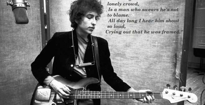 As Bob Dylan gets Nobel Prize, here are some of his finest tracks