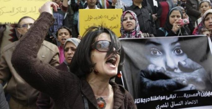 Egyptian lawmaker's call of mandatory virginity tests for women draws fire
