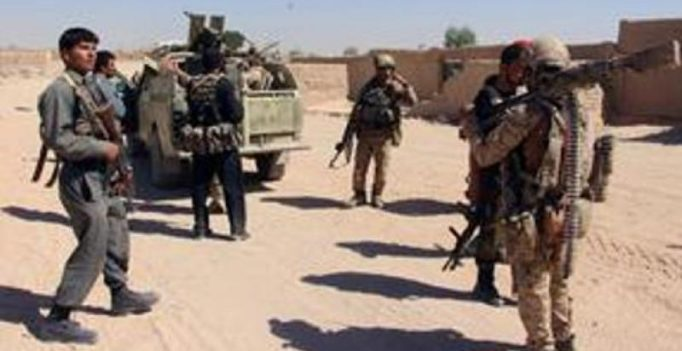 Afghan forces seize Pakistan truck laden with 1,000 kg of explosives
